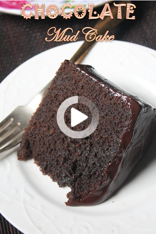 Facile Pannello Del Cioccolato Ricetta Mai Chocolate Mud Cake Mud Cake Recipes Mud Cake