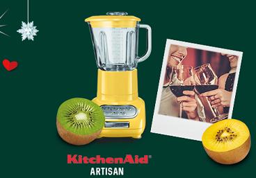 Concorso Zespri vinci KitchenAid Artisan