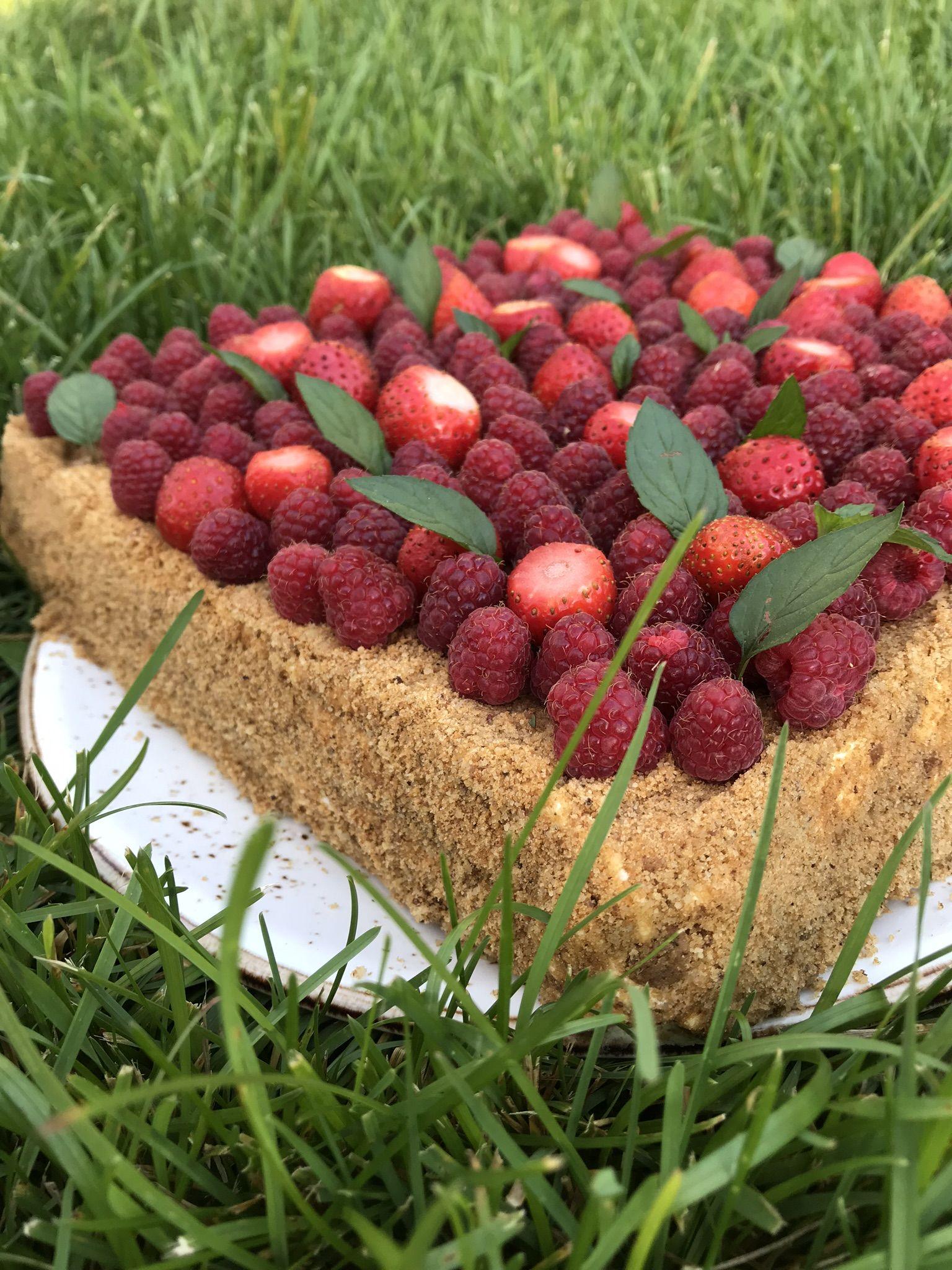 Glu10 Honey Cake / Медовик