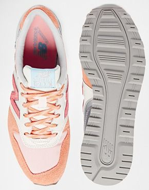 new balance rose saumon