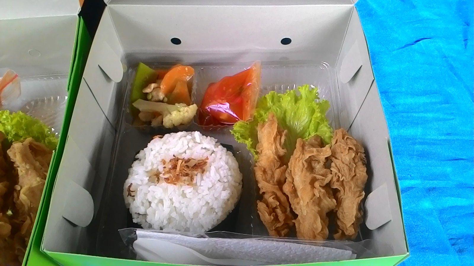 Jual Nasi Kotak Malang Murah Nasi