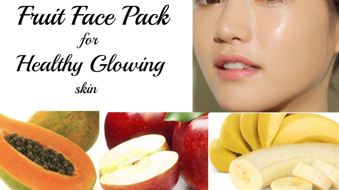 Skin Care Fruit Face Pack