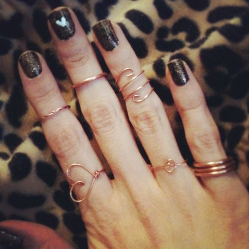 Trend I Love: Knuckle rings