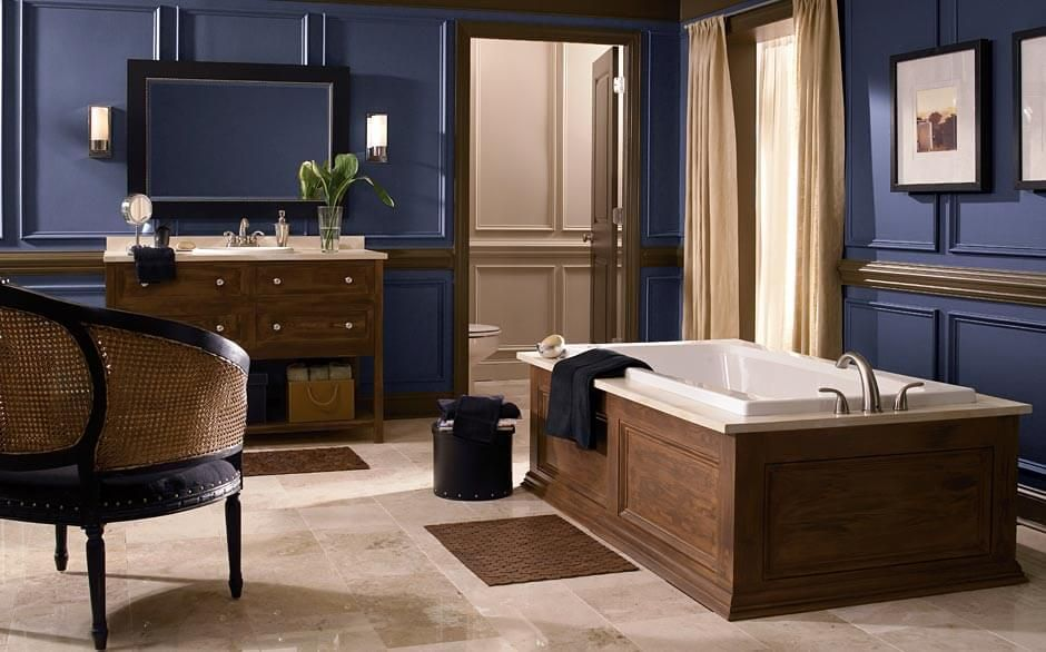 Bathroom Paint Color Selector The Home Depot Interior Trim Bathroom Paint Colors Behr Bathroom Paint Colors