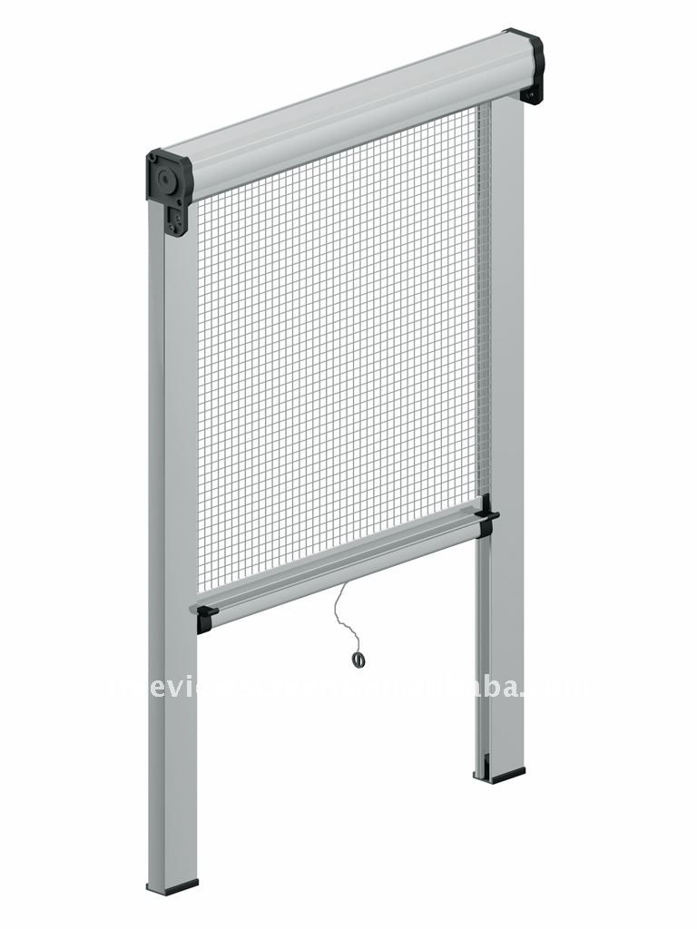 Retractable Insect Screen Window 10 20 Mosquito Frames