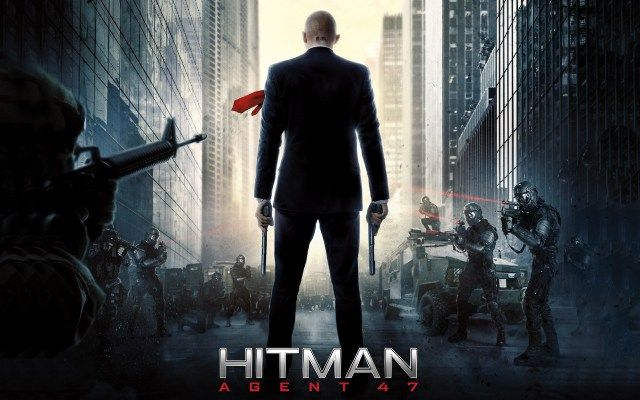 Hitman Agent 47 Hitman Agent 47 Agent 47 Animation