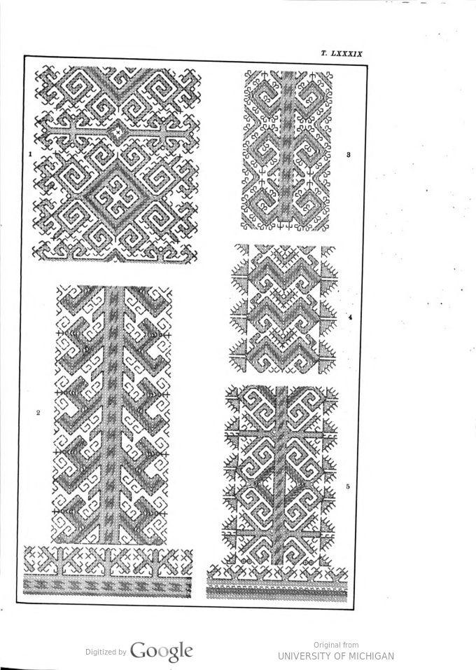Outstanding Hmong Stickmuster Embellishment - Decke Stricken Muster ...