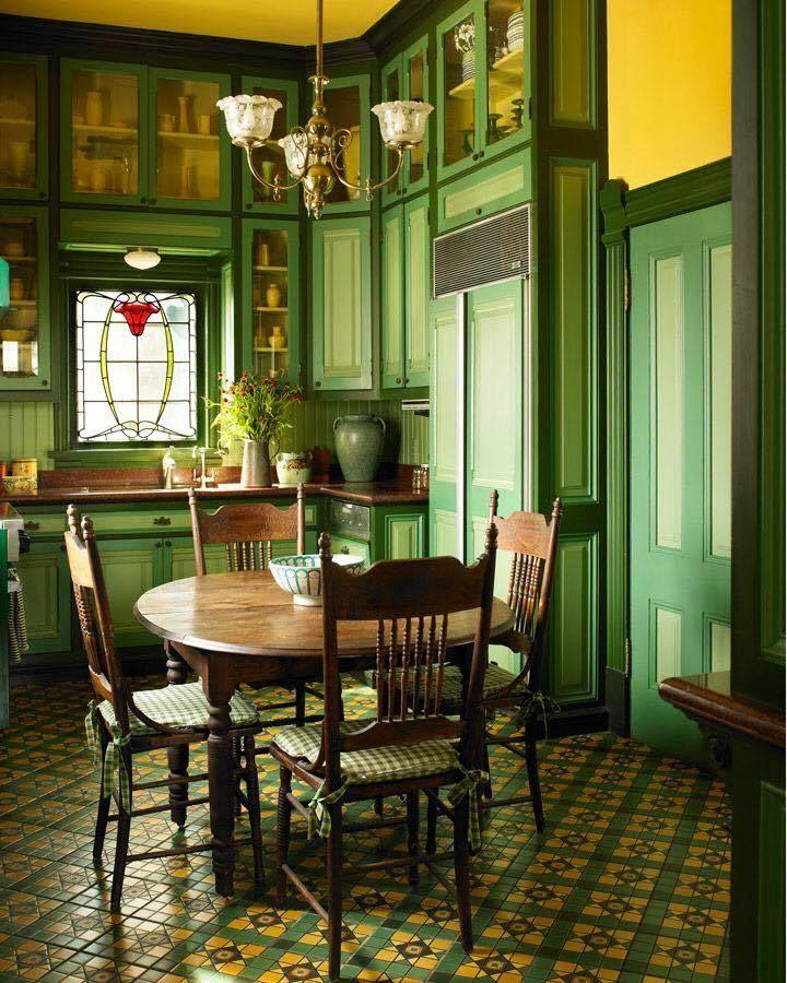 Kitchen Designs Victoria: Beautiful Victoria Kitchen Restored