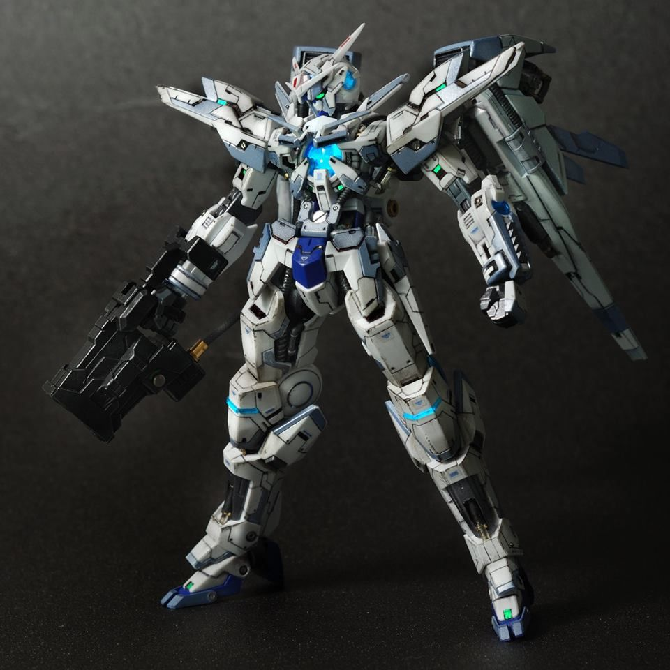 Custom Build: HG 1/144 Transient Gundam Mk-II - Gundam Kits Collection News and Reviews | toys ...
