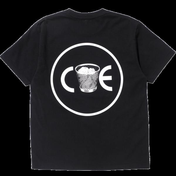 Cav Empt Waste T (Black)