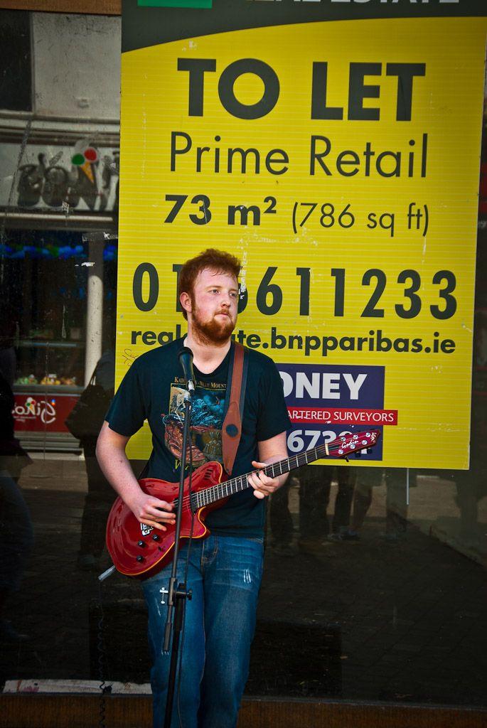 Galway guitarist. Ireland