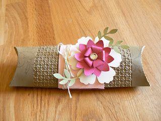 Kreatives aus Papier: Pillow Box