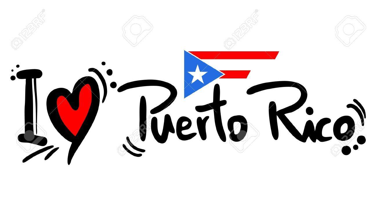 I Love Puerto Rico  Puerto Rico, Puerto Rico History -5793