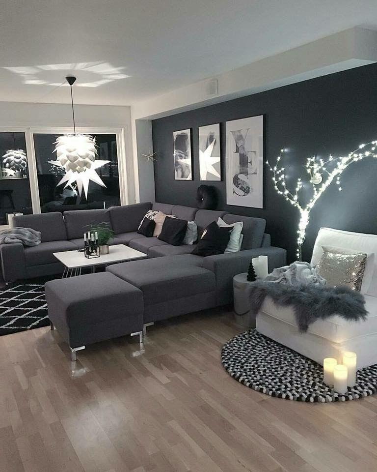 Pin @lowkey interior designs Pinterest Living rooms, Room and - raumdesign wohnzimmer modern