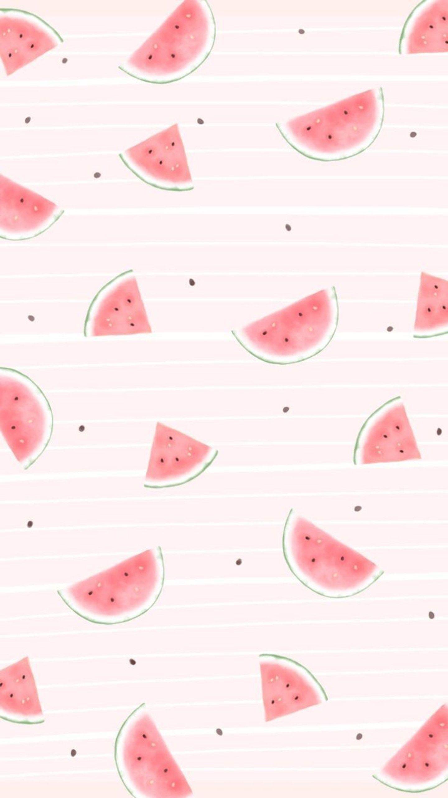 Pink Skin Pattern Watermelon Design Pretty Wallpaper Iphone Cute Patterns Wallpaper Download Cute Wallpapers