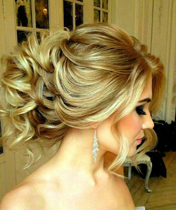 Trubridal Wedding Blog Perfectly Imperfect Messy Hair Updos For Girls With Medium To Long Hair Trubridal We Hair Styles Long Hair Styles Short Wedding Hair