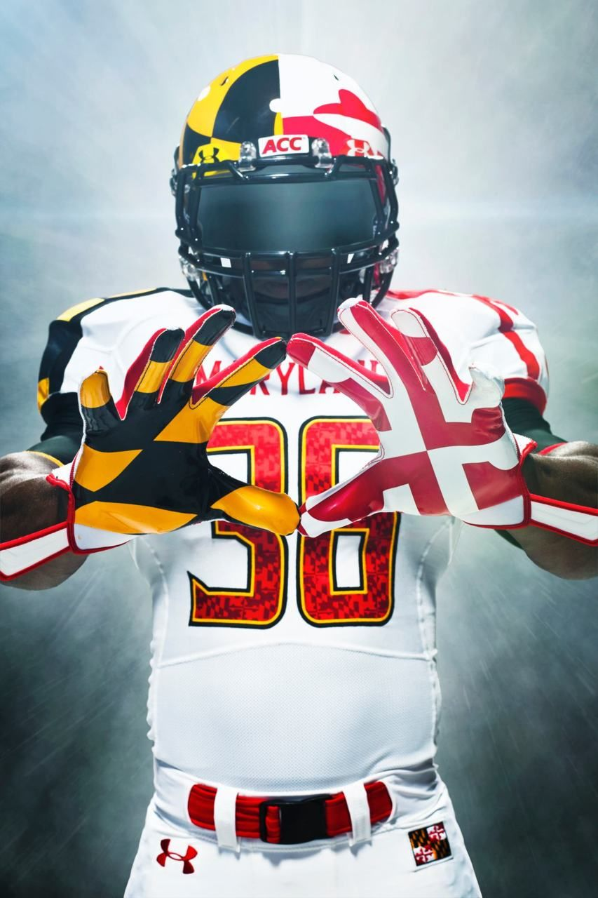 69b8d8c84fc6b4 UMD Football Uniforms | Baltimore and the rest of the world ...