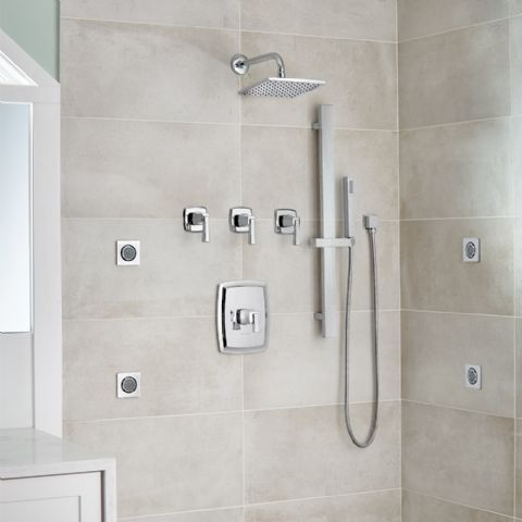 Townsend Thermostatic Shower Faucet American Standard In