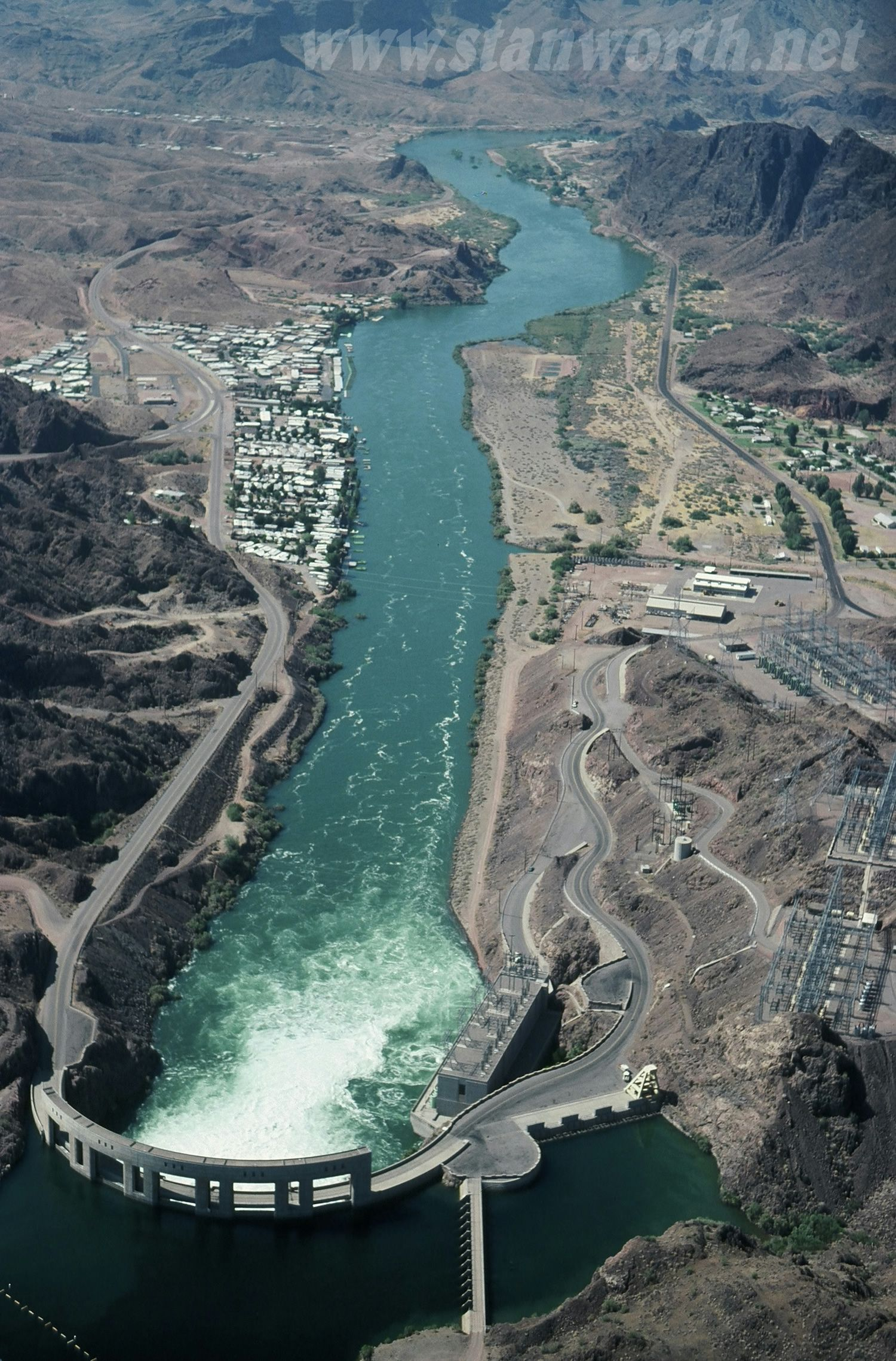 Parker Dam A Place I Call Fun Colorado Riverparker Arizonathe River Summertime