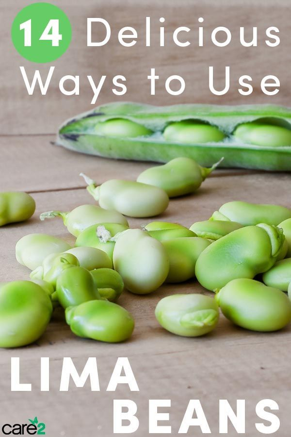 Its Time To Give Lima Beans A Second Chance Learn About