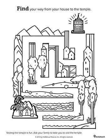 Un dibujo en blanco y negro de una casa en una esquina y un ...