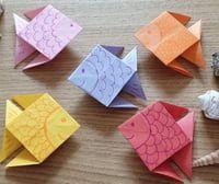 Photo of Sapin de Noël en origami, pliage papier [VIDEO]