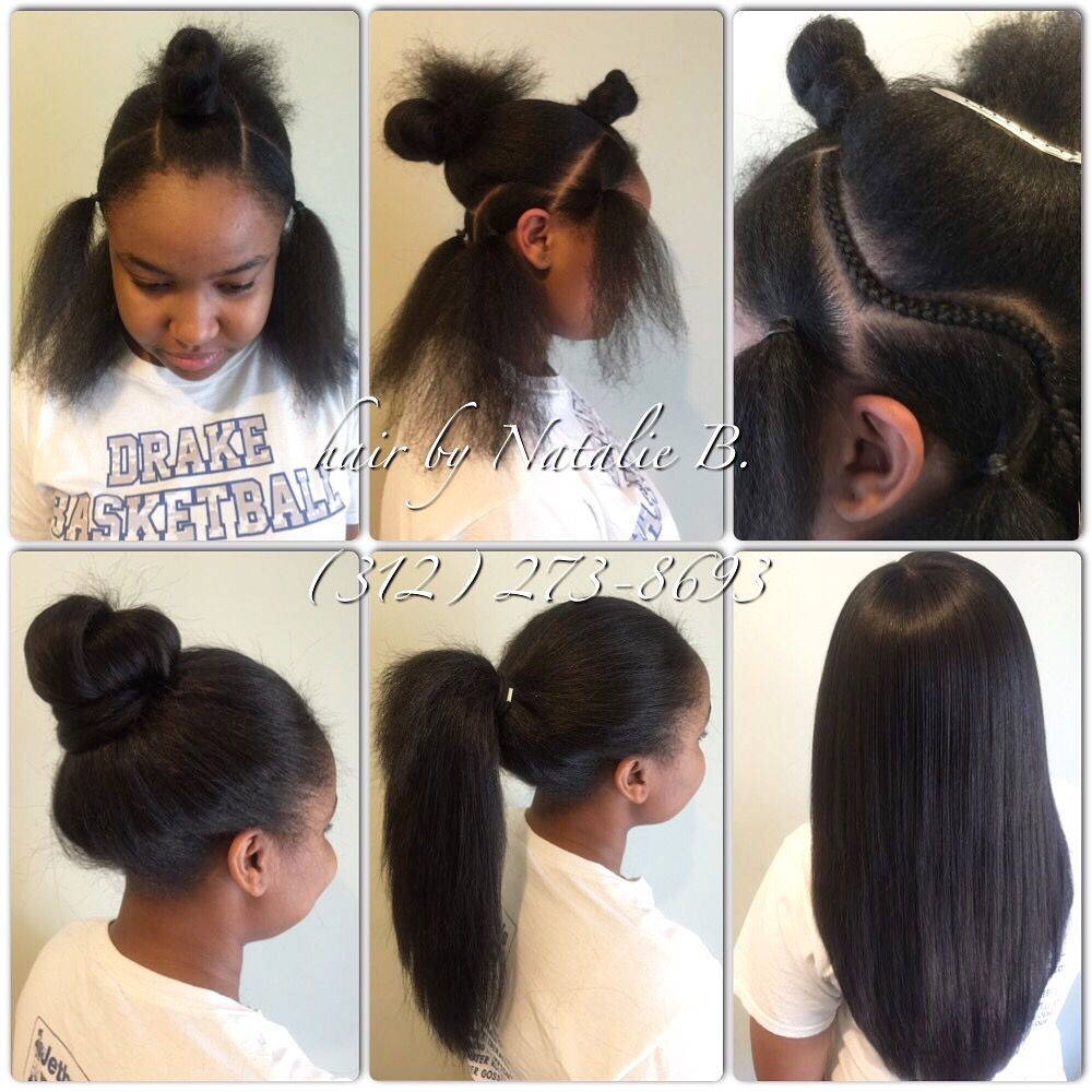 but does your sew-in look this natural though? (hair used