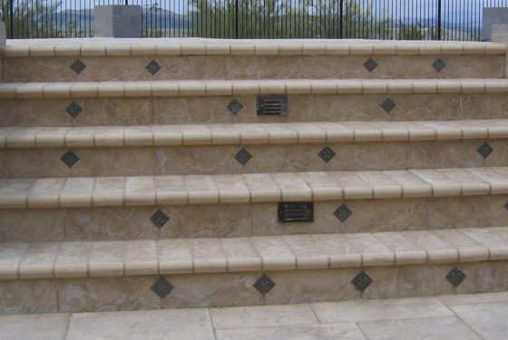 Image detail for -Artistic Pavers come in a large selection of coping options unlike any ...