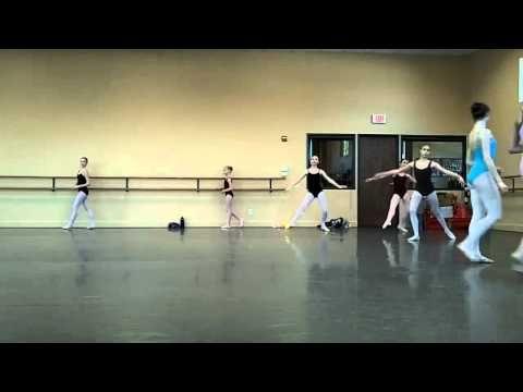 Grand Allegro Ballet Exercises Dance Workout Ballet Variations