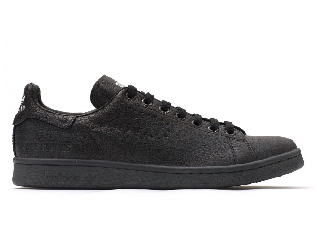 18c75dcf5402 Adidas Stan Smith Noir Homme Femme