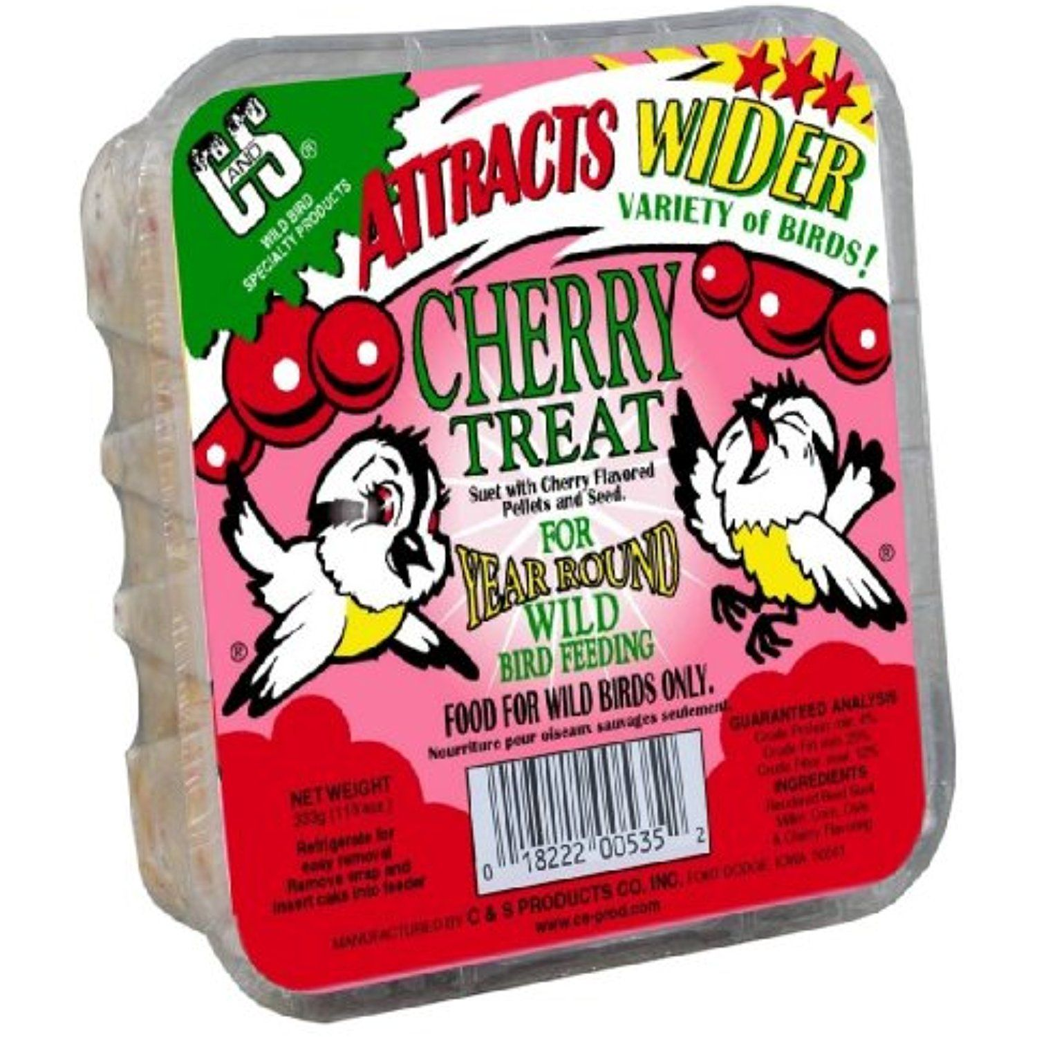 C s products cherry treat 12piece the details can