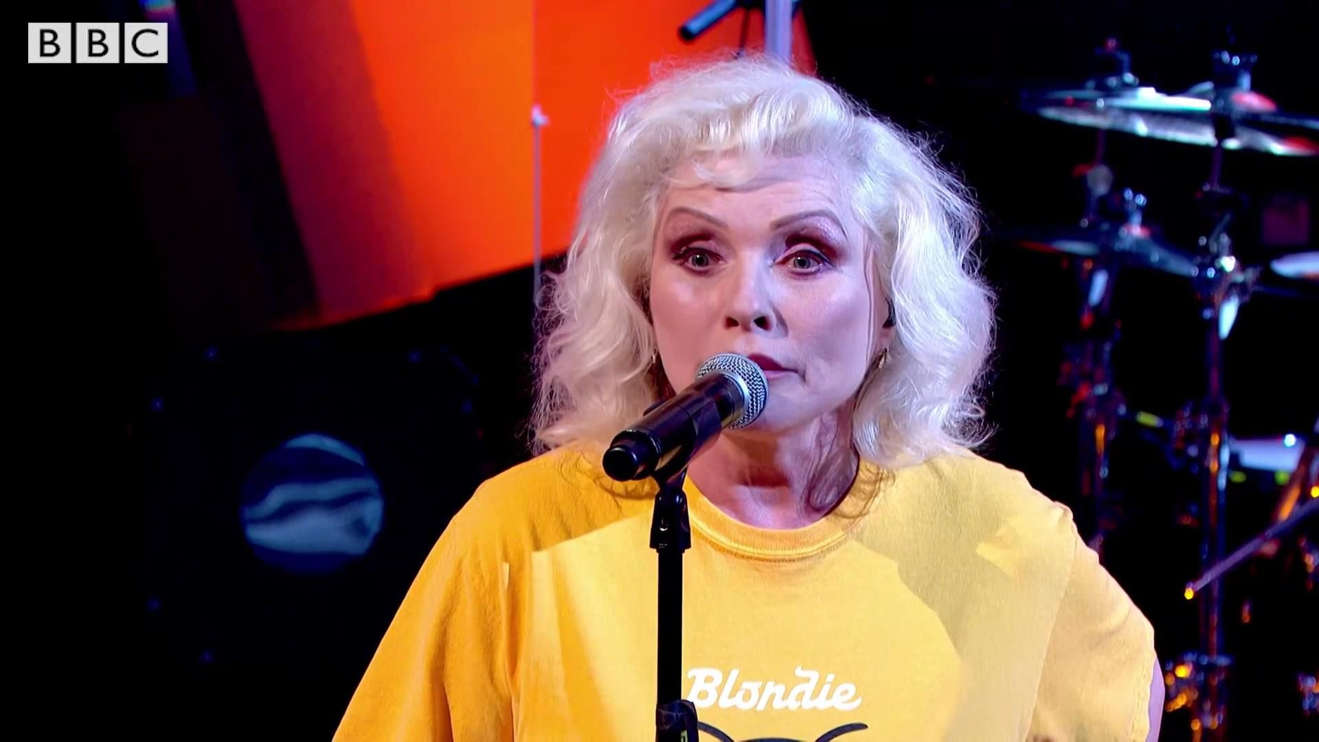 blondie call me later� with jools holland 2017 debbie