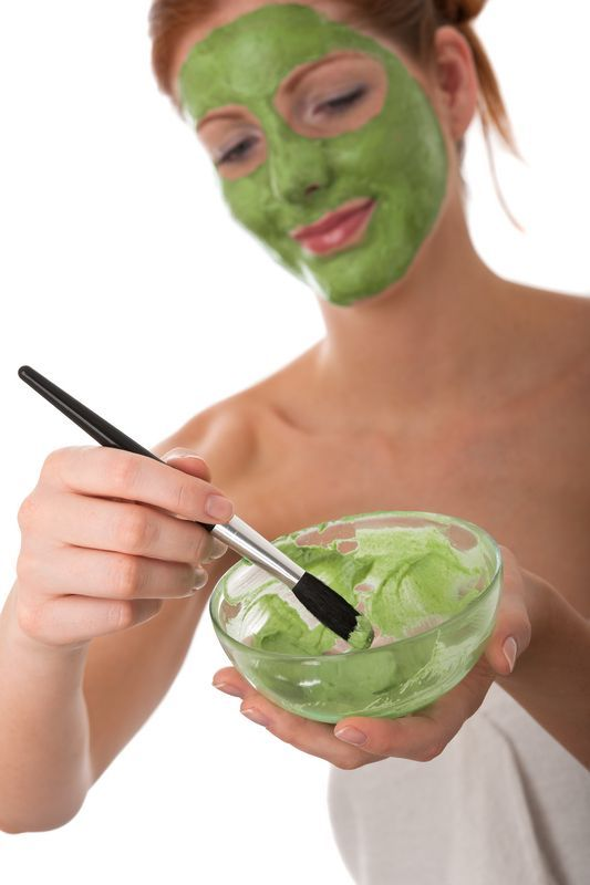 mascarillas para atenuar las arrugas