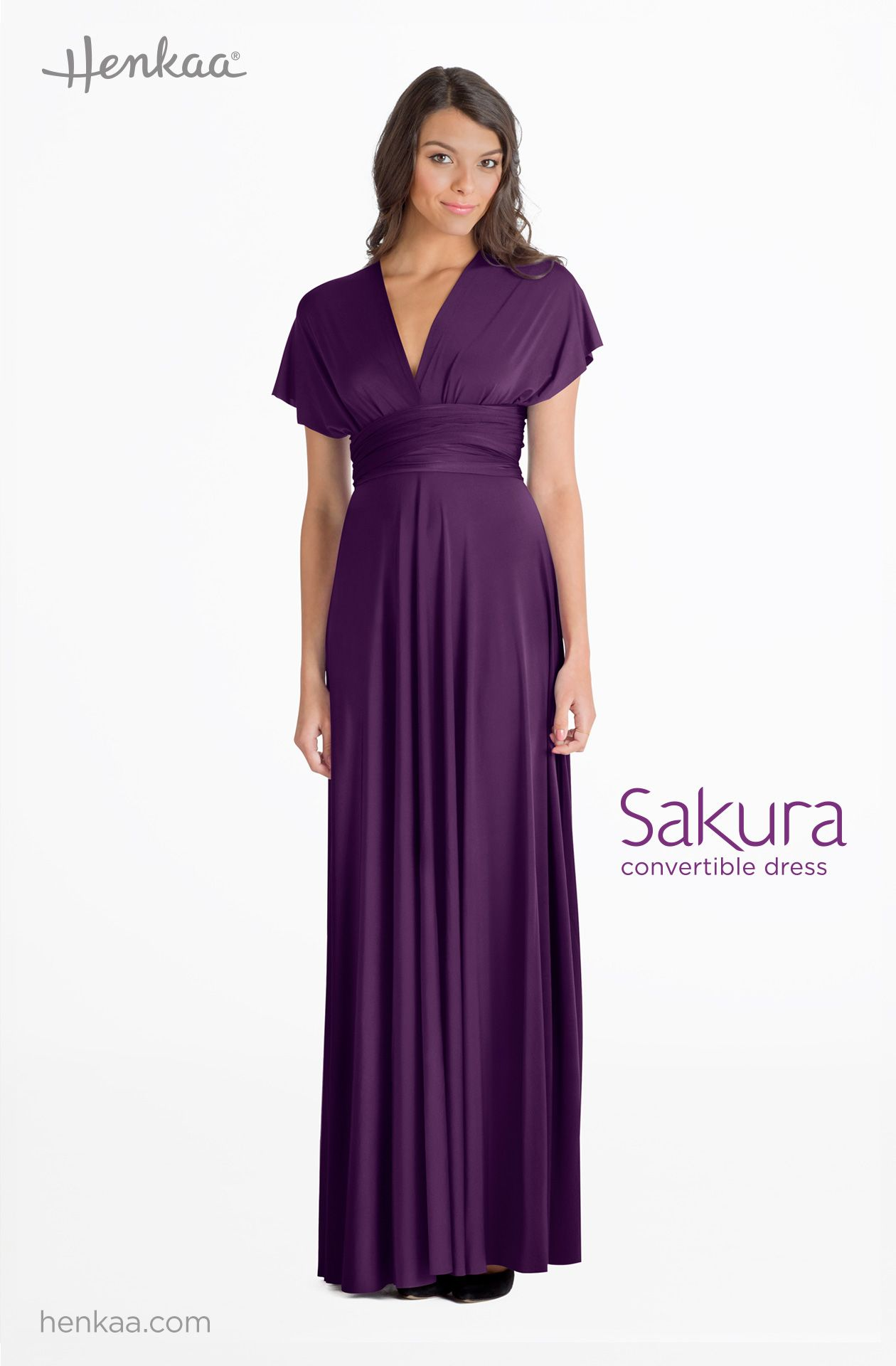 Learn to Style the Sakura Convertible Dress in the Victoria Style ...
