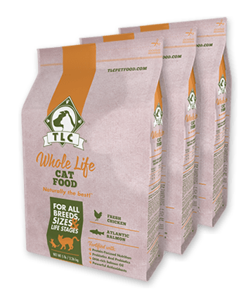 TLC Cat Food All Natural Whole Life Free Home Delivery