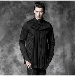 Classic Italian Gothic Men Fold Long Sleeve Shirts B472 $179.00