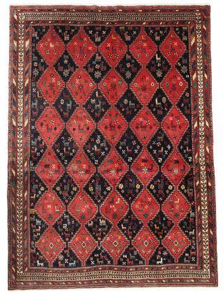 Afshar-matto 155x210