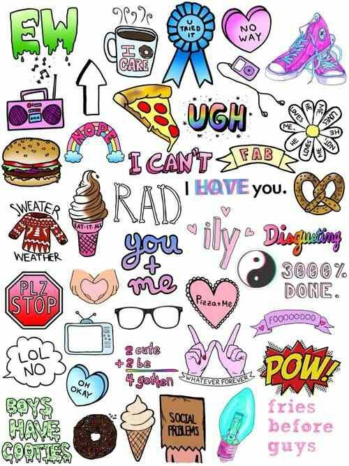Pin By Aviva Speck On Chat Board Cute Wallpapers Tumblr Stickers Drawings