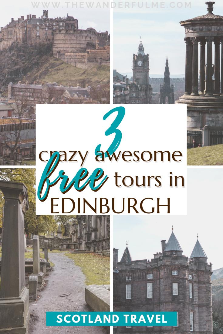 free places to visit in edinburgh
