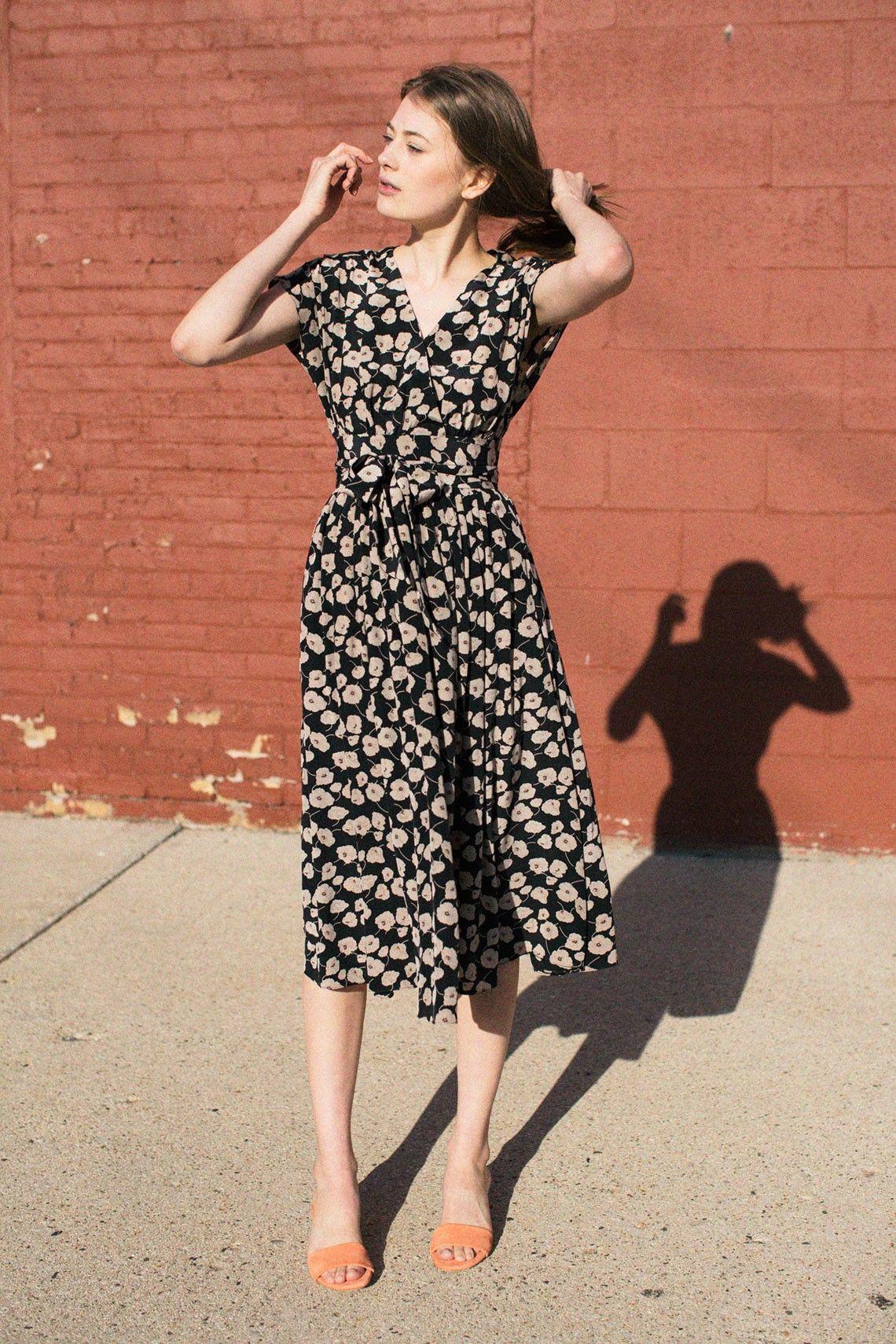 No. 6 - Anemone Scarlett Dress BONA DRAG | fashion things i like ...