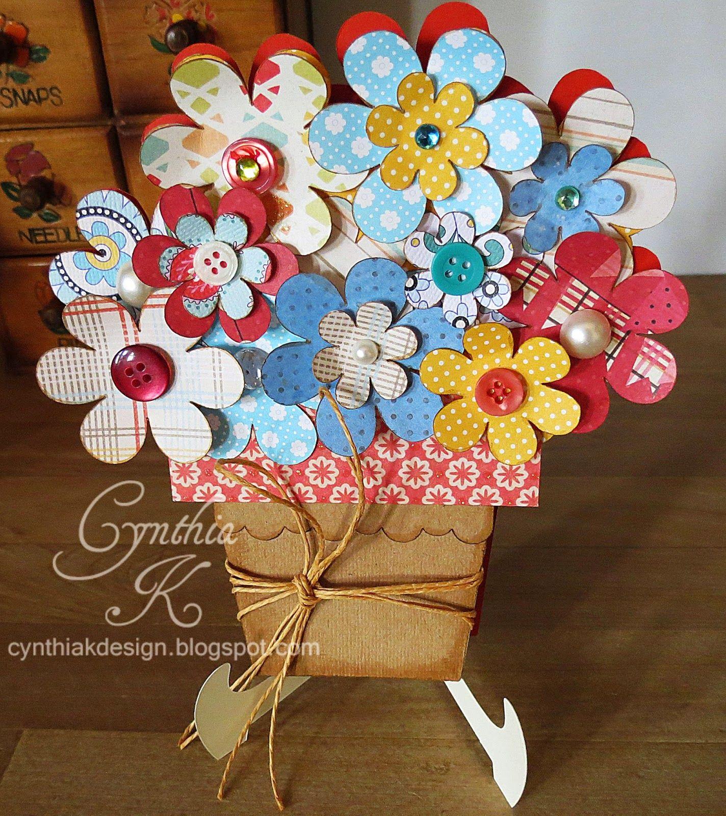 Cynthia K: Spring Flowers