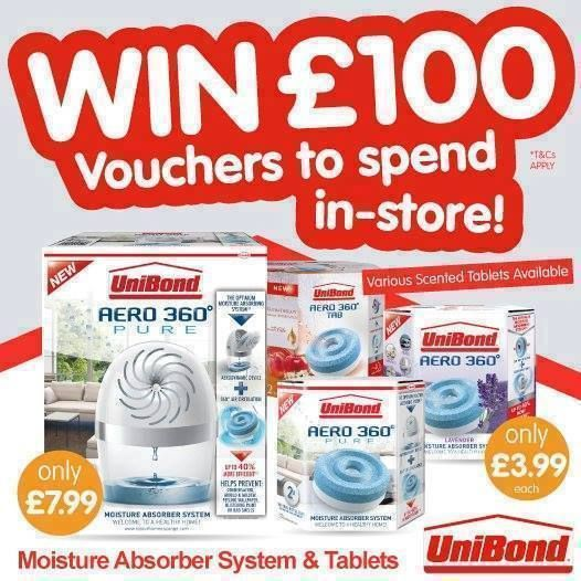 RT @bmstores:  #COMPETITION TIME!  FLW/RT this post for a chance to #WIN 100 B&M Vouchers to spend in-store courtesy of Unibon https://t.co/YsgeHKejhO (via Twitter http://twitter.com/TIMBERPROUK/status/826548105143283713) RT @bmstores:  #COMPETITION TIME!  FLW/RT this post for a chance to #WIN 100 B&M Vouchers to spend in-store courtesy of Unibon https://t.co/YsgeHKejhO