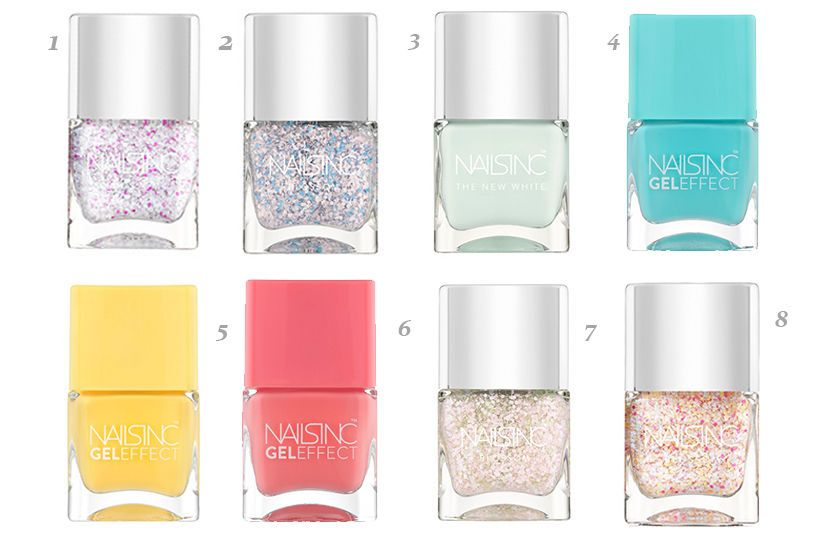 Salgsfavoritter fra Nails Inc. | Stylista.no