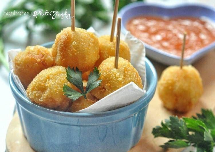 Resep Pom Pom Potato Oleh Hanhanny Resep Memasak Makanan Dan Minuman Resep Sarapan