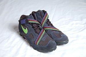 Jarra medio arrendamiento  VTG 1995 Nike Pooh Bah Cycling Bicycling Mountain Bicycling Shoes Clipless  conv. | Nike cycling, Vintage nike, Shoes