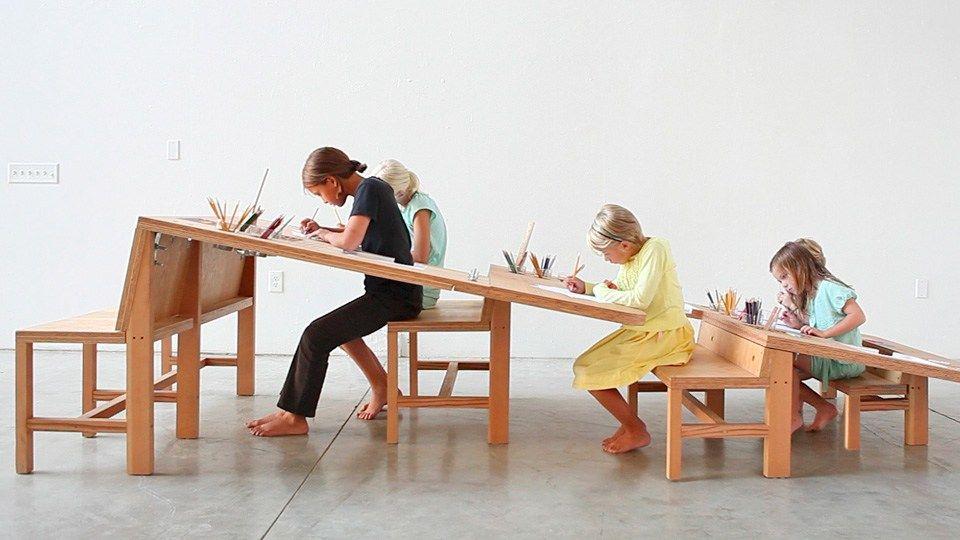 Biroul pentru copii – idei creative de amenajare