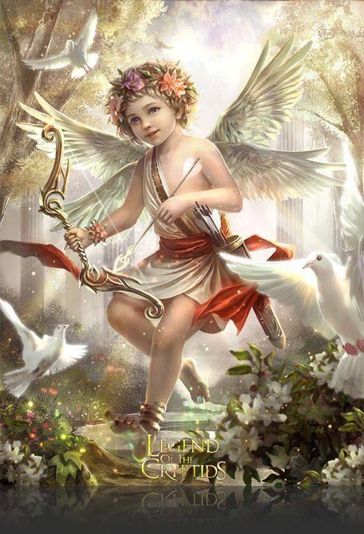 goddes Eros love the