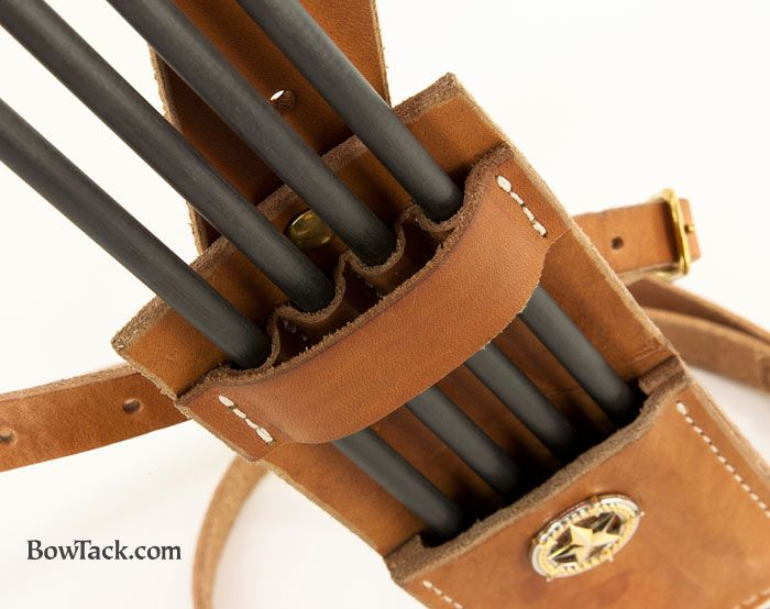 Quivers for horseback archery | Cotteswold Mounted Archers