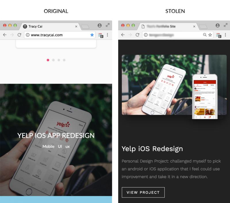 Plagiarism in Design