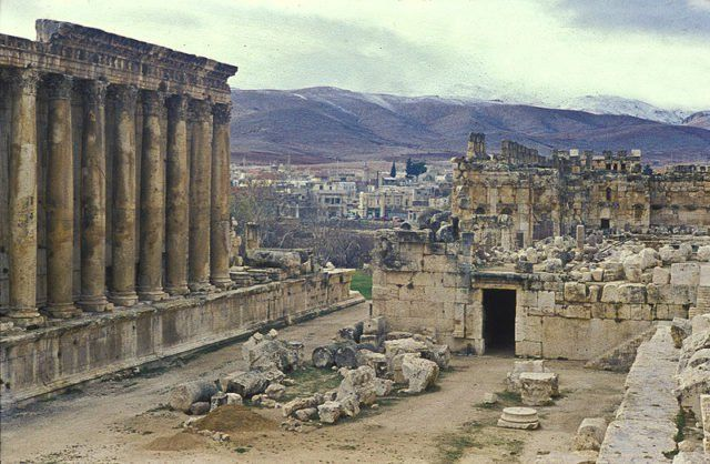 This Middle Eastern Structure Is One Of The Best Preserved Roman Temples In World